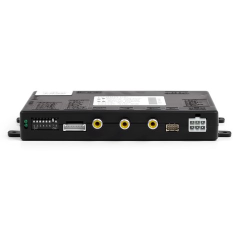 Видеоинтерфейс для BMW 523, 530, 3 (E90), X5, X6, 7 c системой CIC (с круглым коннектором) Превью 2