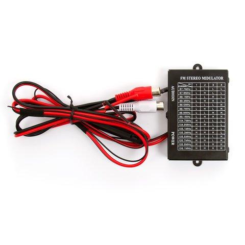 Автомобильный FM-модулятор Превью 1