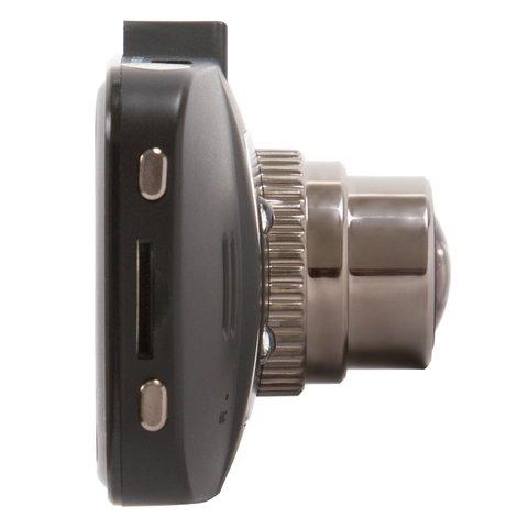 Автовидеорегистратор с GPS и монитором Globex GU-DVF002 Превью 4