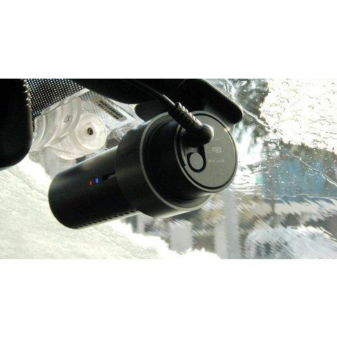 Автовидеорегистратор с GPS и Wi-Fi BlackVue DR500 GW-HD (черный) Прев'ю 4