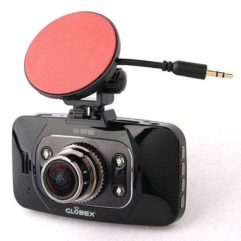 Видеорегистратор с монитором Globex GU-DVF003 Превью 1