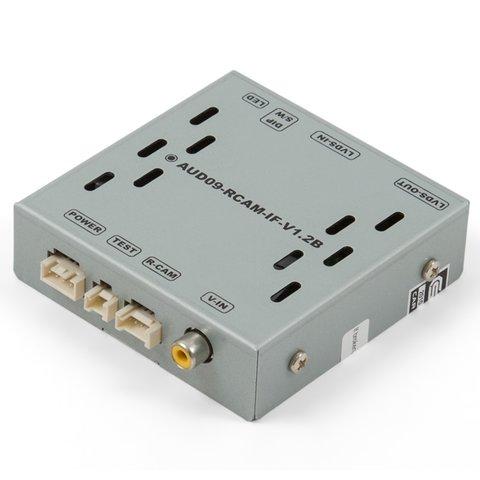 Комплект для подключения камеры для Audi MMI 3G Превью 1