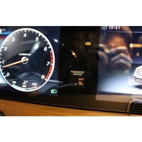 """12.1"""" Емкостная сенсорная панель для Mercedes-Benz E, S-класса (W213, W222) Превью 5"""