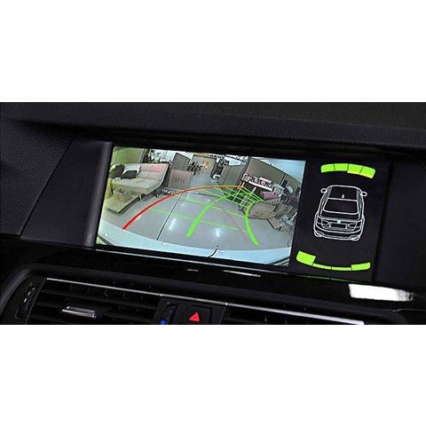 Камера заднього виду для Audi Q2, Q3, A5, Q5L, Q2L, A6L 17/18/19 р.в з омивачем Прев'ю 4
