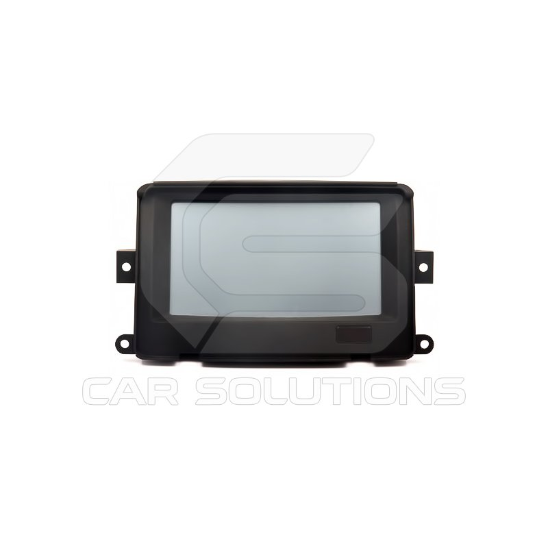 Car 7 tft lcd monitor for mitsubishi l200 pajero g2 pickup car solutions online store for