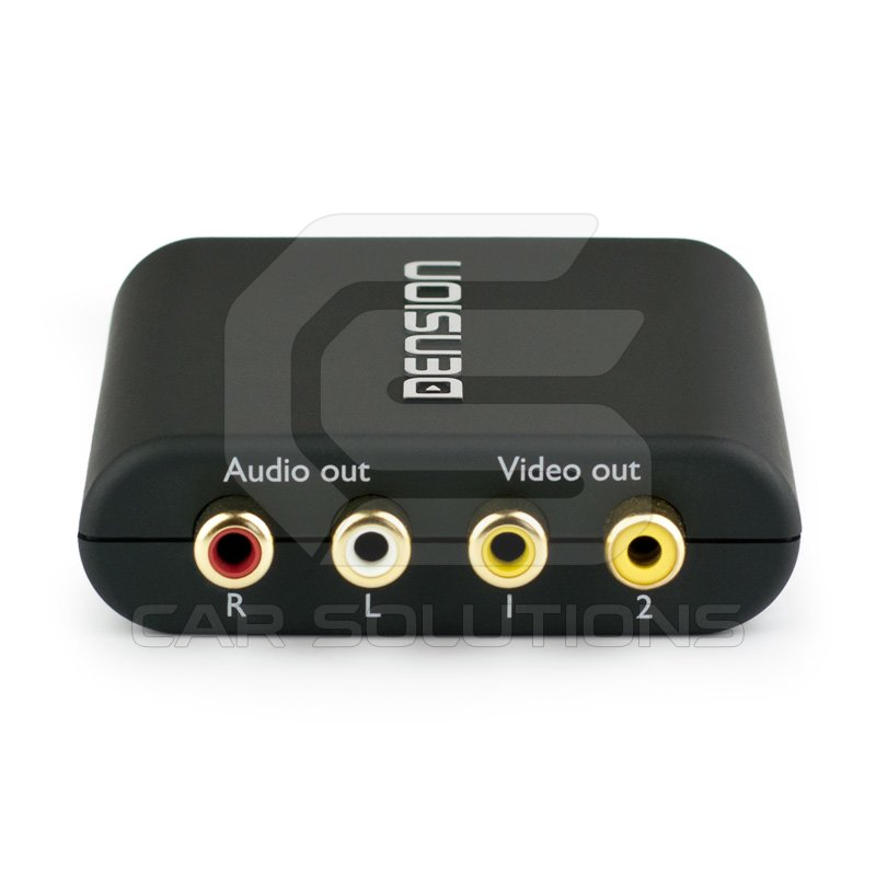 Car iPod Video Adapter Dension (IVA2000). Car Solutions Online Store