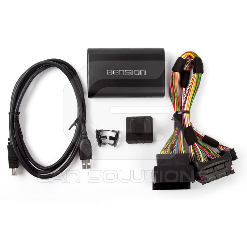 Yatour Electronicx Multimedia Adapter: Car IPod / USB Adapter Dension Gateway 300 For Opel