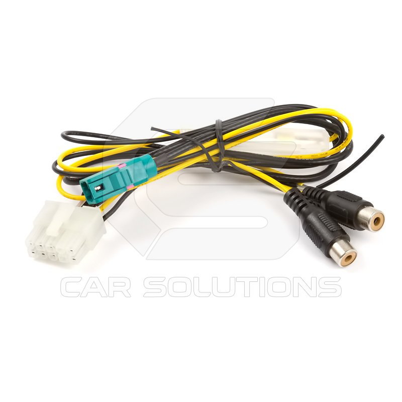 MOST Video Interface for Audi MMI 3G+ with TV/Video in Motion Module