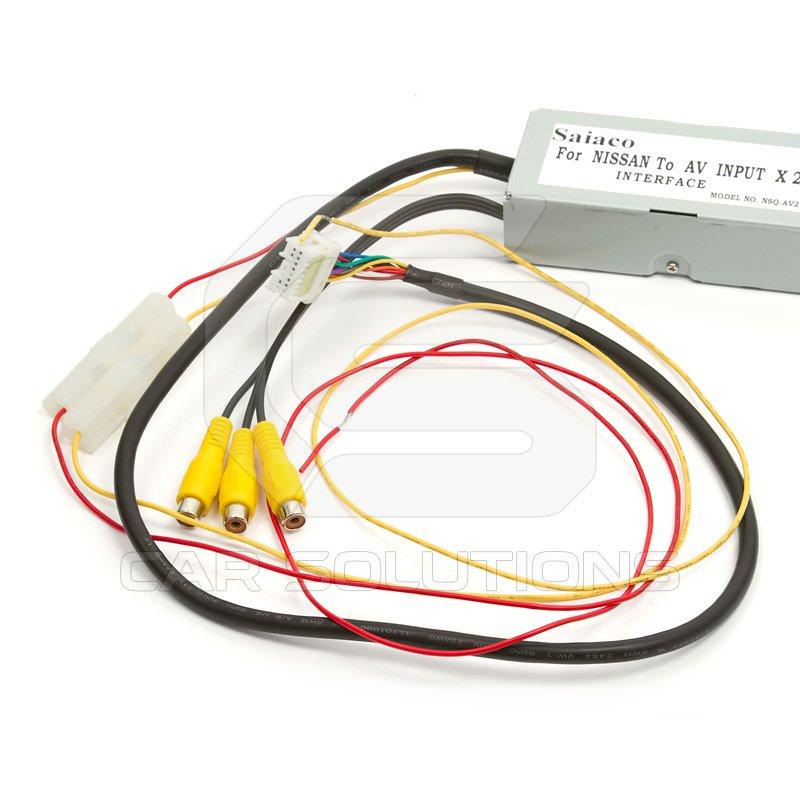 nissan headrest monitor wiring harness nissan fuel pump