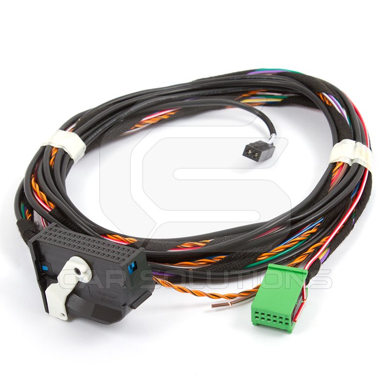 Oem Bluetooth For Vw Rcd 510  Rns510  1k8 035 730 D