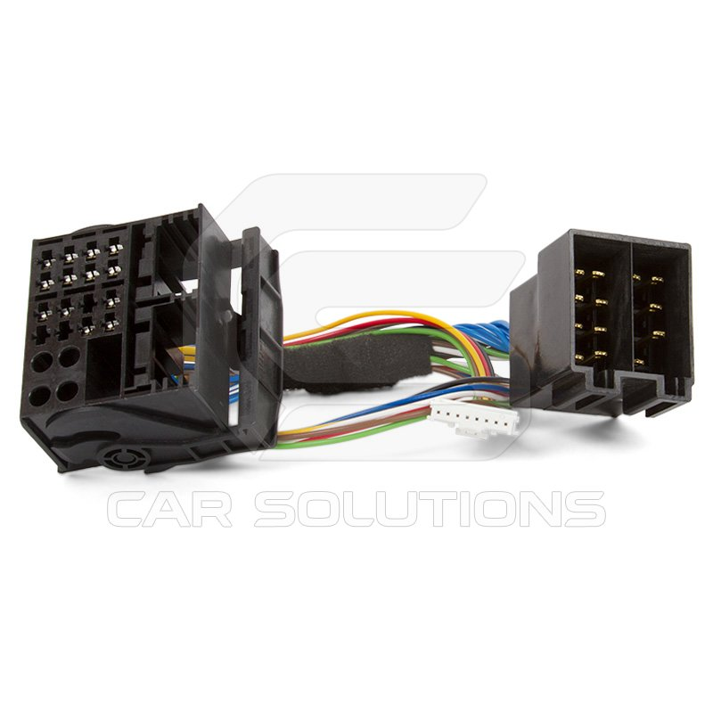 CAN Bus Adapter for RCD510, RCD200, RNS2, MFD2, Delta 6
