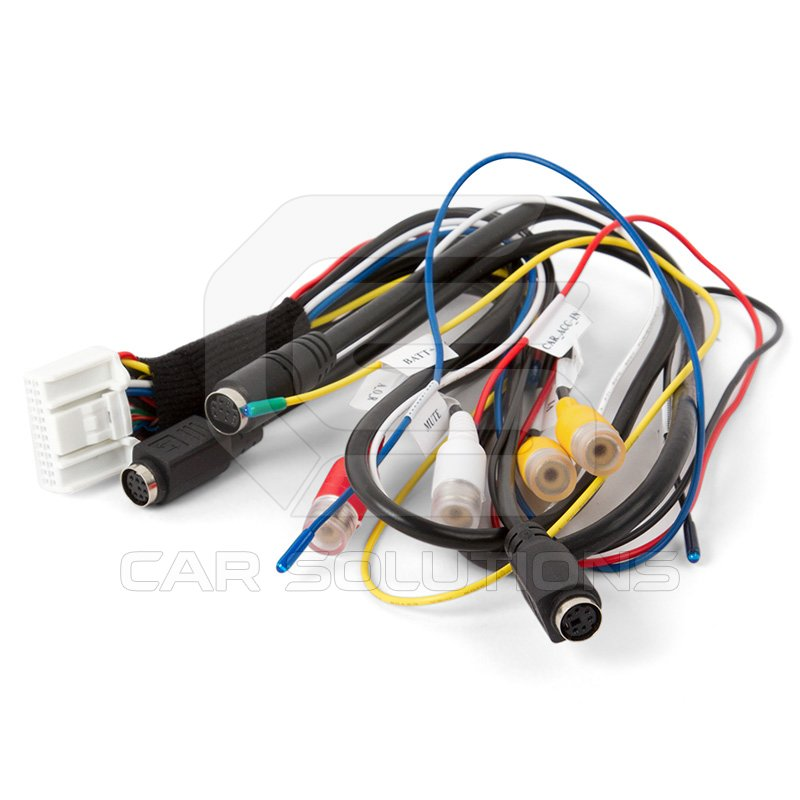 Pt Cruiser Tail Light Wiring Harness : Pioneer wiring harness adapter saturn electrical