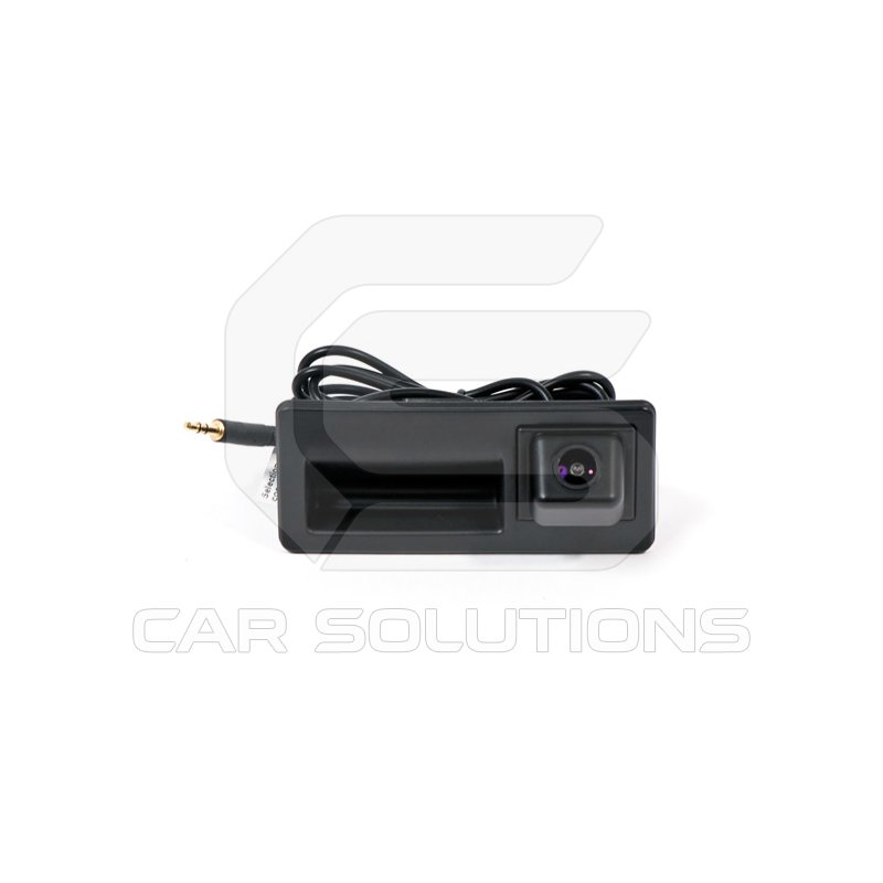 how to connect rear view camera to reverse light