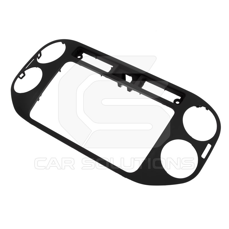 Radio Trim Plate for VW Tiguan 2013-14 MY for RCD510, RNS510, RCD310,  RNS310, RNS315 (black)