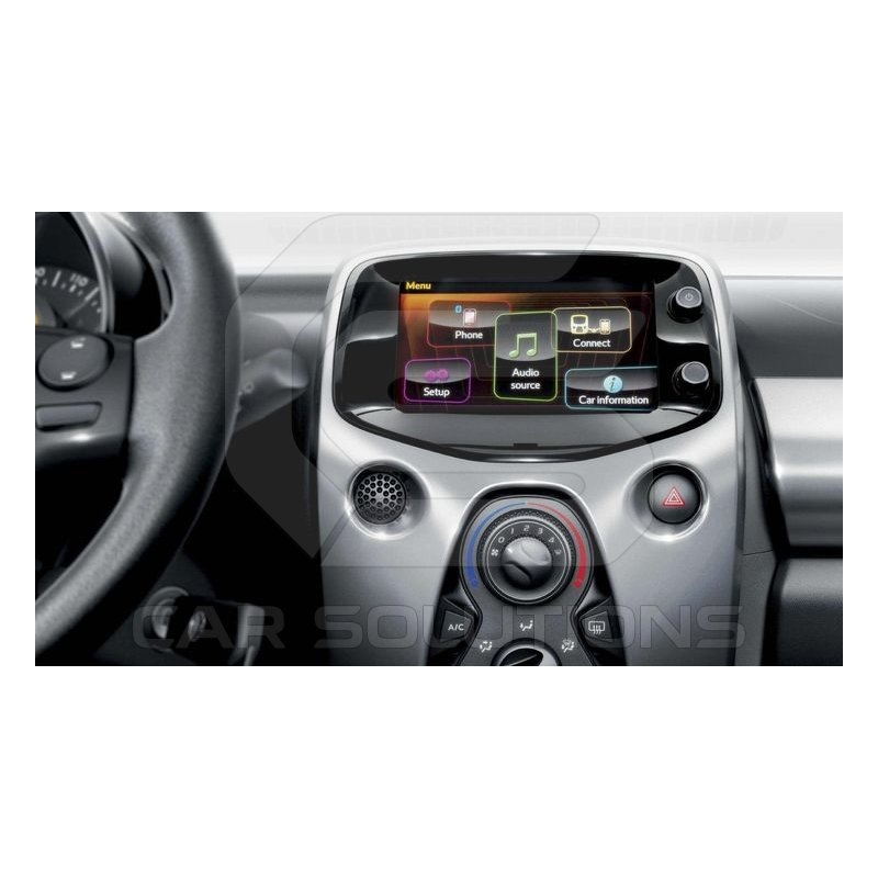 car camera connection cable to toyota aygo citroen c1. Black Bedroom Furniture Sets. Home Design Ideas