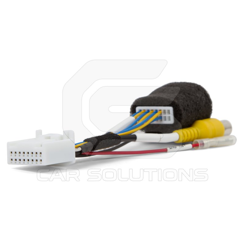 Cable for Rear View Camera Connection in Toyota Scion Subaru 4 cable for rear view backup camera connection in toyota scion subaru,Subaru Forester Rear View Camera Wiring Diagram