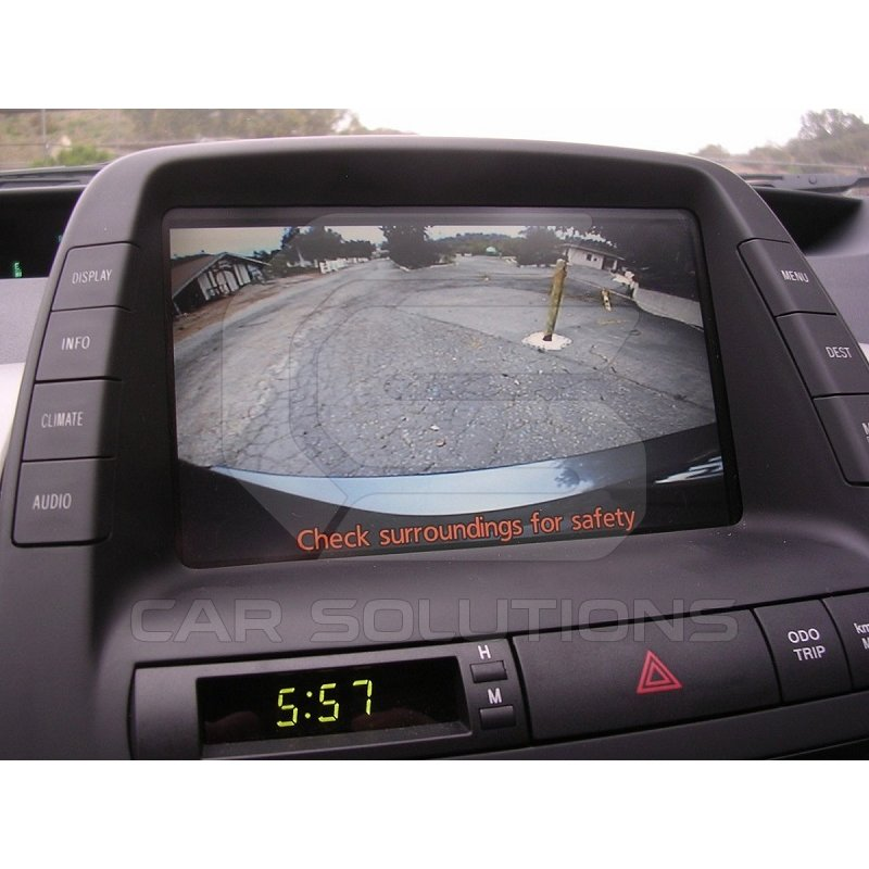 Camera Connection Cable for Toyota Prius / Lexus RX with Multifunctional  MFD GEN5 Display