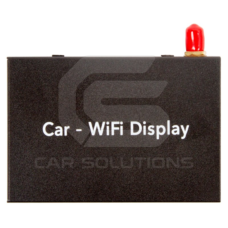 Smartphone/iPhone Wi-Fi Mirror Car Adapter with RCA and HDMI Outputs