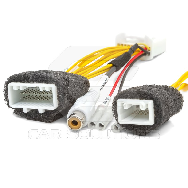 rear view camera connection cable for toyota gen5 / gen6