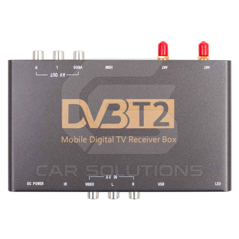 car dvb t2 tv receiver for movement speed reception up to 160 kph. Black Bedroom Furniture Sets. Home Design Ideas