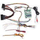 AUX Module for Mercedes-Benz with NTG 5.0 / NTG 5.5 System