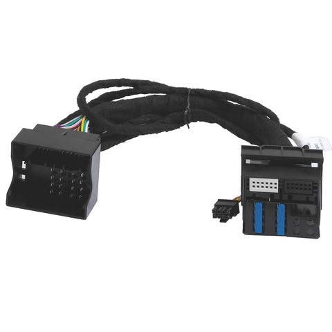 Front and Rear View Camera Connection Adapter for Mercedes-Benz with NTG4.5 System Preview 3