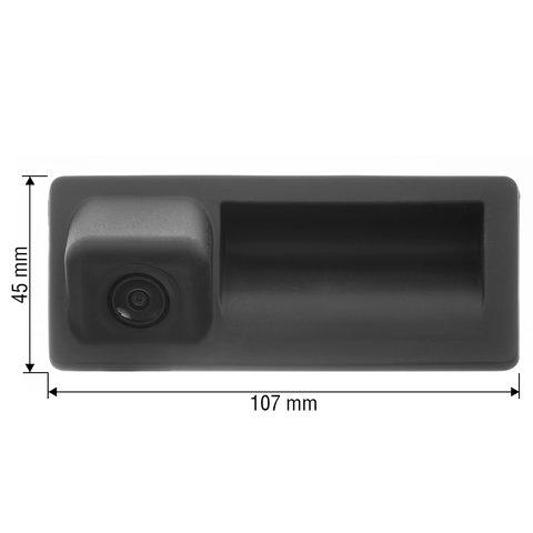 Оригинальная MIB-камера заднего вида в ручку багажника для Volkswagen Превью 1