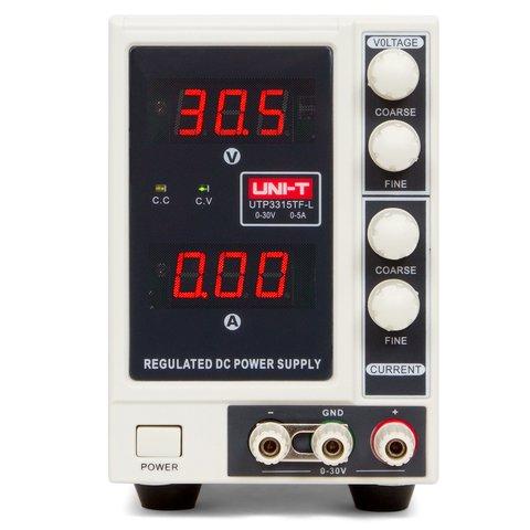 Лабораторный блок питания UNI-T UTP3315TFL
