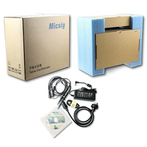 Планшетний цифровий осцилограф Micsig TO1104 Прев'ю 6