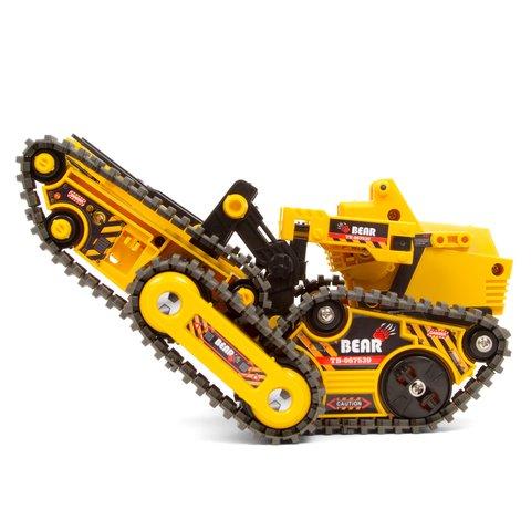 Робот-вездеход на батарейках, конструктор CIC 21-536N