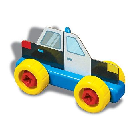 STEM–набір 4M Будуємо автомобіль 00-04694 Прев'ю 2