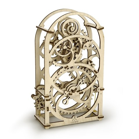 Mechanical 3D Puzzle UGEARS Timer Preview 2