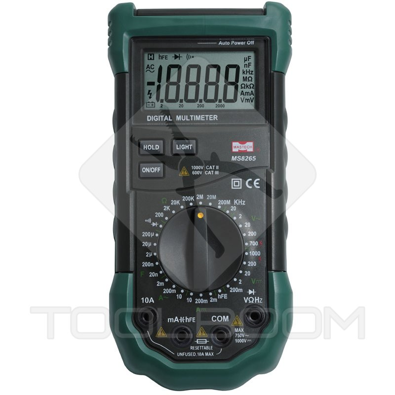 Product Digital Multimeter : Digital multimeter mastech ms multimeters