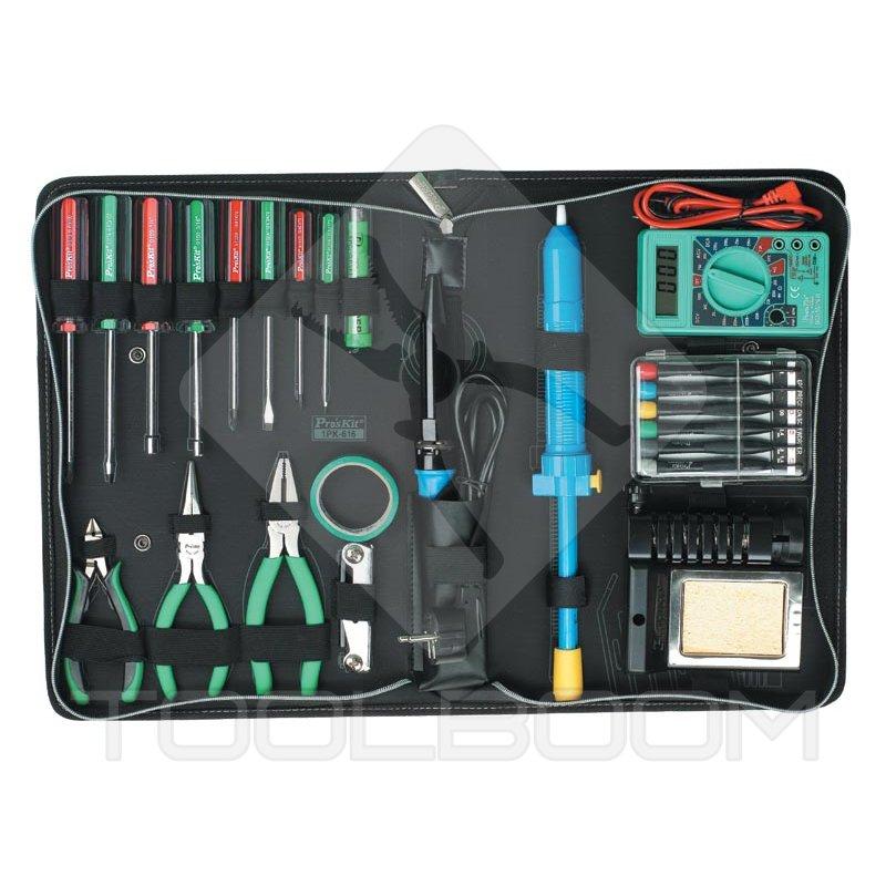 Electronic Tool Kits : Professional electronic tool kit pro skit pk b small
