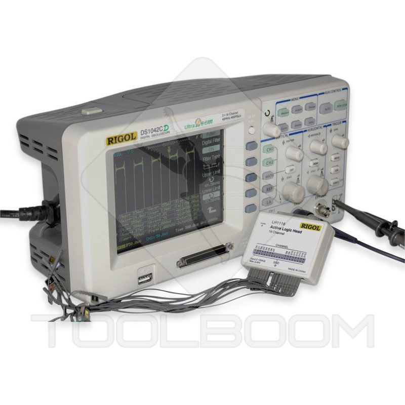 Oscilloscope Pulse Measurement : Digital oscilloscope rigol ds cd oscilloscopes