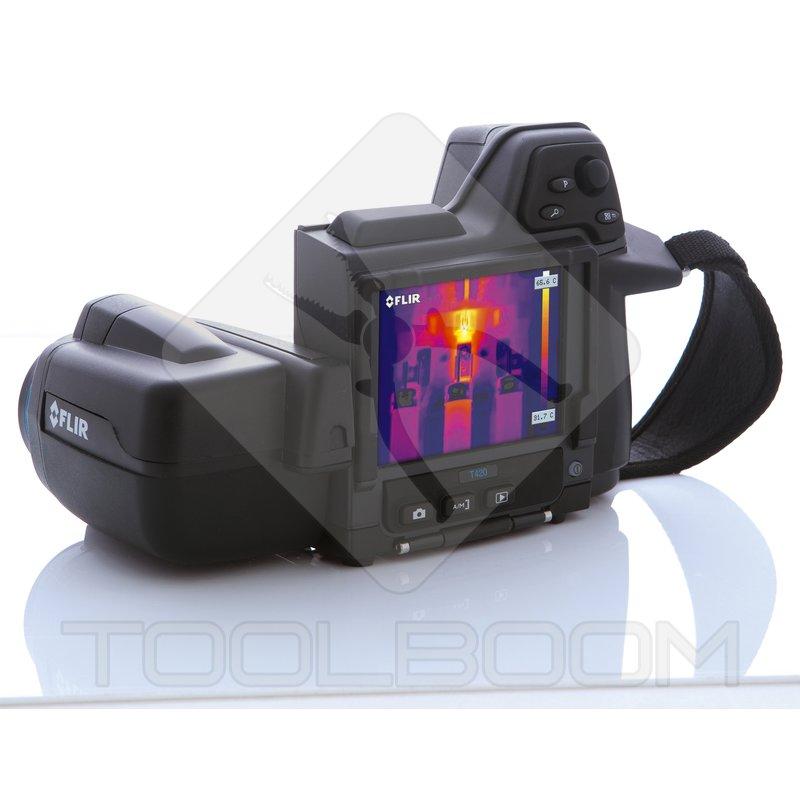 Thermal Imaging Camera FLIR T420 - Thermal Imaging Cameras ...