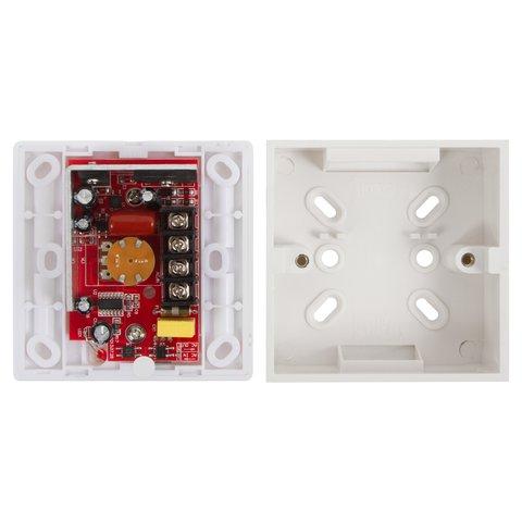 Regulador de se al pwm con control remoto ir eth 8006 for Regulador para bombillas led