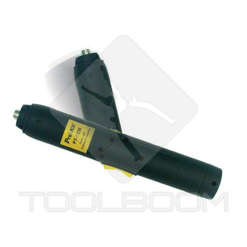 Cordless Screwdriver Pro 39 Skit Pt 1036b 3 6v Electric