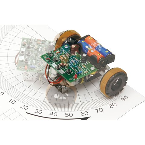 Artec Push-Button Programmable Robot